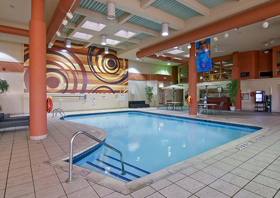 Home best western st catharines for Exercise pool canada